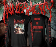 Inveracity - Circle of Perversion Long sleeve
