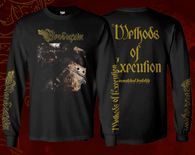 Brodequin - Methods of Execution LONG sleeve
