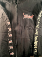 Infected Malignity - Zipper Hoodie