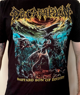 Decarabion - Bastard Son of Divinity T-shirt