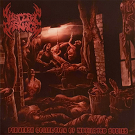 Visceral Carnage - Perverse Collection of Mutilated Bodies