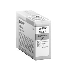 Epson SureColor P800 UltraChrome® HD Ink Cartridge 80ml - Light Black