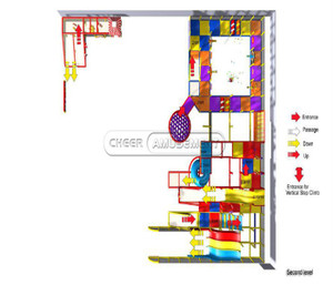 Indoor Playground Equipemnt System | Cheer Amusement