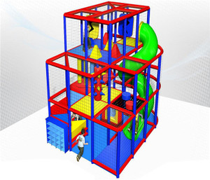 Indoor Playground System | Cheer Amusement 20130408-014-M-1