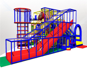 Indoor Playground System | Cheer Amusement 20130629-020-D-1