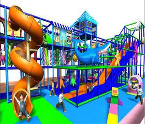 Undersea Themed Indoor Playground System   Cheer Amusement 20140206-020-C-2