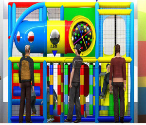Indoor Playground System | Cheer Amusement 20140208-014-S-1