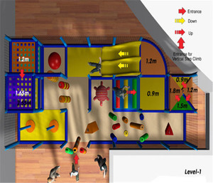 Indoor Playground System | Cheer Amusement 20140411-031-M-4