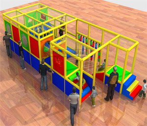 Indoor Playground System | Cheer Amusement 20140708-031-H-2