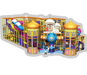 Aladdin Themed Indoor Playground System  | Cheer Amusement  CH-RS130007