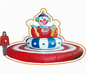 Spinning Clown System | Cheer Amusement CH-II100213