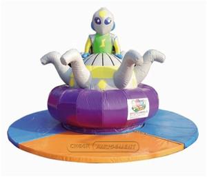 Spinning Alien System   Cheer Amusement CH-II100215B