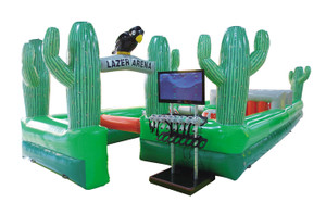 Lazer Tag Arena System   Cheer Amusement CH-IW1100103