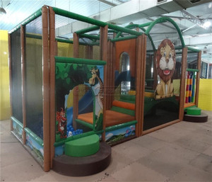 Jungle Themed Mobile Play System | Cheer Amusement CH-RS150002