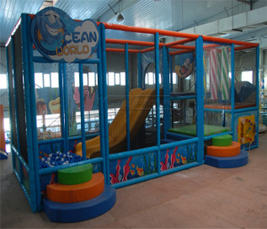 Ocean Themed Mobile Play System | Cheer Amusement CH-RS150003