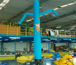 Skymen Indoor Playground System | Cheer Amusement CH-IP120204