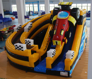 Car Slide Indoor Playground System | Cheer Amusement CH-IS140253