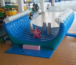 Inflatable Surf Indoor Playground System | Cheer Amusement CH-II140133