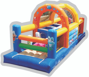 Ocean Obstacle Playground System | Cheer Amusement CH-IO130011