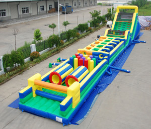 Mega Obsatcle  Playground System | Cheer Amusement CH-IO110046