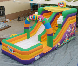 Clown Slide Playground System | Cheer Amusement CH-IS130213