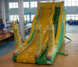 Giraffe Slide Playground System | Cheer Amusement CH-IS140252