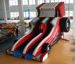 Racing Slide Playground System | Cheer Amusement CH-IS140222