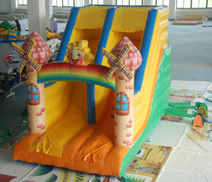 Inflatable Slide Playground System | Cheer Amusement CH-IS130232
