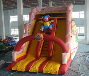 Clown Slide Playground System | Cheer Amusement CH-IS130226