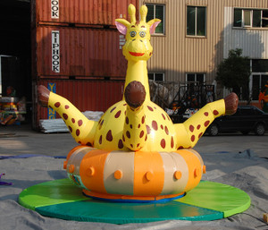 Rotating Giraffe Playground System | Cheer Amusement CH-II110221