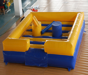 Wrestling Box Playground System | Cheer Amusement CH-II140107