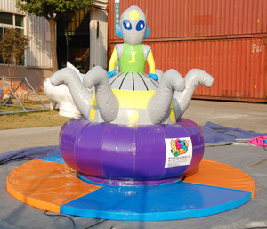Rotating Aliens  Playground System | Cheer Amusement CH-II110222