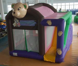 Bear Slide Indoor Playground System | Cheer Amusement CH-IS140217