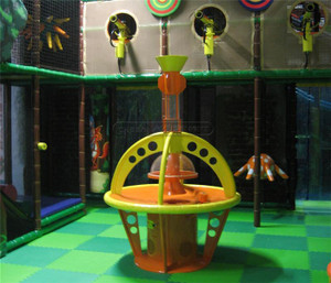 Ball fountain -Large site Indoor Playground System | Cheer Amusement CH-EC110018