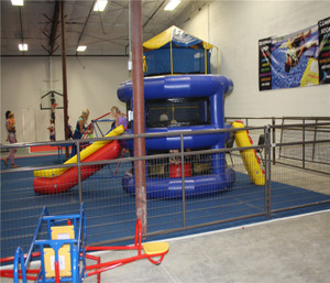 Air Climb Indoor Playground System | Cheer Amusement CH-AP-20150112-2
