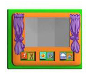 Magic Mirror Panel Indoor Playground System | Cheer Amusement CH-SH150203