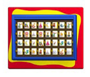 Memory Panel Indoor Playground System | Cheer Amusement CH-SH150206