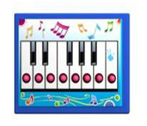 Piano Panel Indoor Playground System | Cheer Amusement CH-SH150209