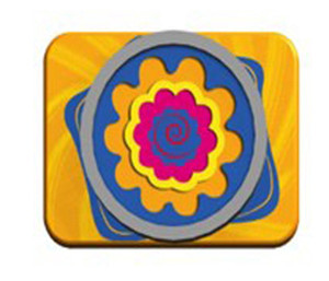 Rotating Flower Panel Indoor Playground System | Cheer Amusement CH-SH150211