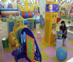 Interactive play tower-1 Indoor Playground System | Cheer Amusement CH-ES150203