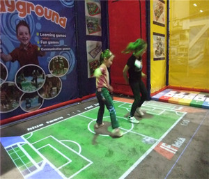 Projector game-A Indoor Playground System | Cheer Amusement CH-PG150001