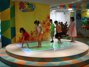 Projector game-B Indoor Playground System | Cheer Amusement CH-PG150002