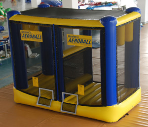 AirVolley-R Indoor Playground System | Cheer Amusement CH-IW140134