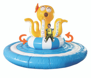 Mechanical Revolving Octopus B Indoor Playground System | Cheer Amusement CH-II100210