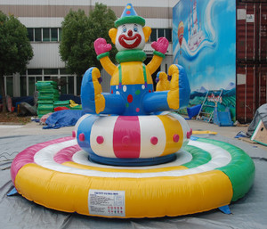 Rotating Clown Indoor Playground System | Cheer Amusement CH-II130202