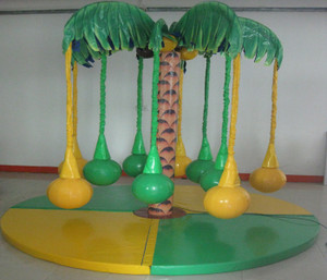 Palms Tree;Manual Indoor Playground System | Cheer Amusement CH-YF150001