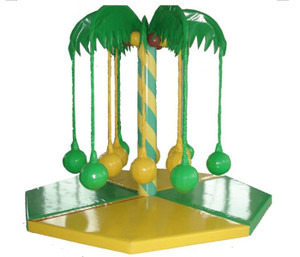 Palms Tree;Auto Indoor Playground System | Cheer Amusement CH-YF110005