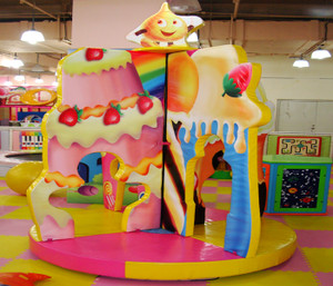 Rotational Maze Indoor Playground System | Cheer Amusement CH-YF110030