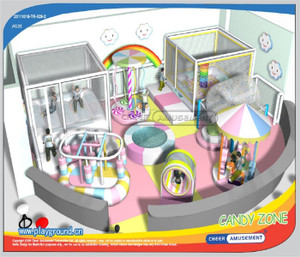 Motion Softplay Sample Design-4 Indoor Playground System | Cheer Amusement CH-MSS20150112-4