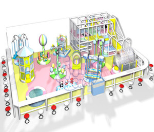 Motion Softplay Sample Design-7 Indoor Playground System | Cheer Amusement CH-MSS20150112-7